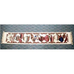 New Tapestry Wall Hanging, Pottery Design