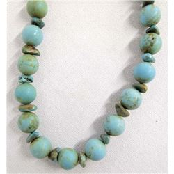 Native American Navajo Turquoise Necklace