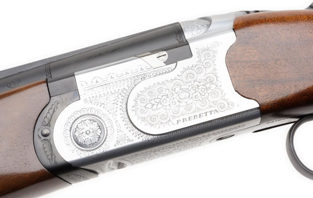 Image 5 Beretta Model 686 Sporting Over Under Shotgun 12 Gauge