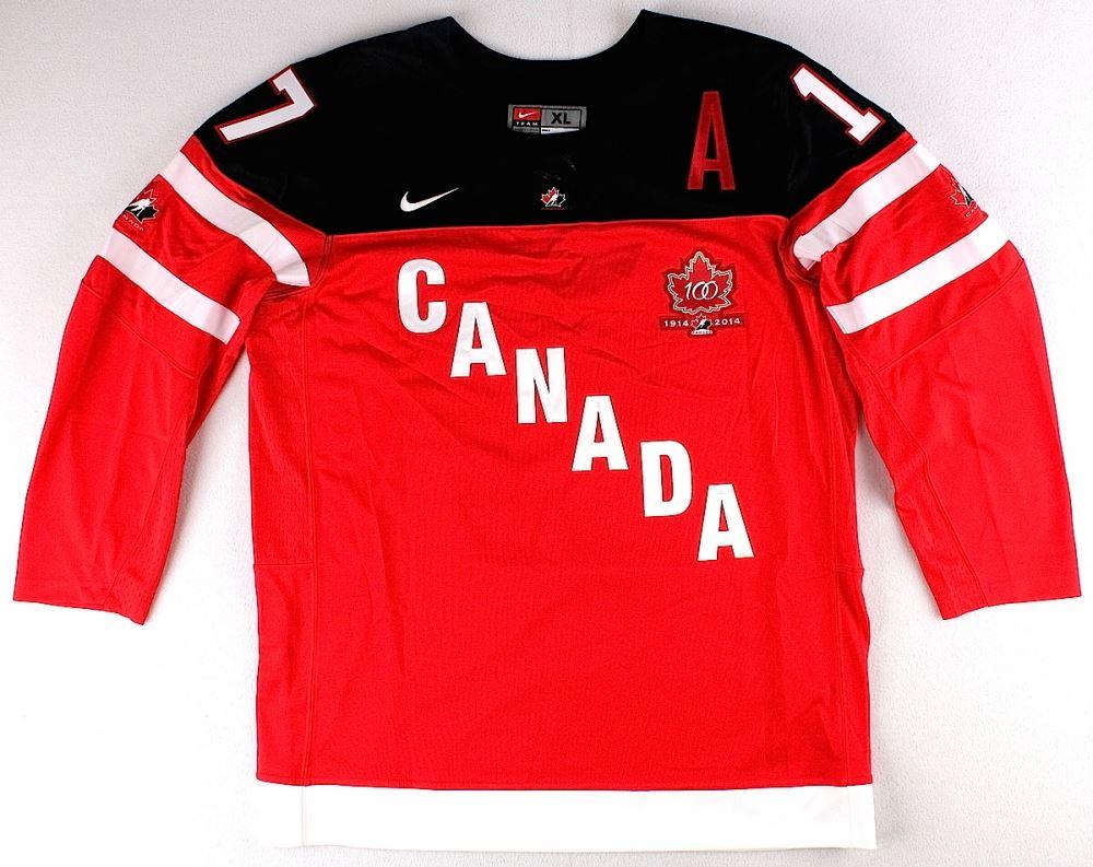 mcdavid team canada jersey