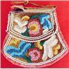 Image 1 : 1850s Iroquois Beaded Bag