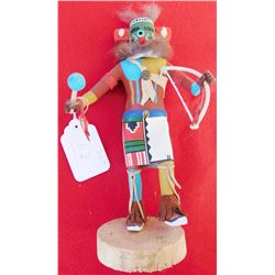"Hopi Kachina ""Early Morning Singer"""