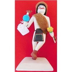 """""""Cross Leg"""" Hopi Kachina"""