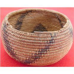 Old Mono California Indian Basket