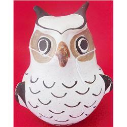 Acoma Polychrome Owl