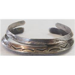 2 Sterling Silver Cuffs
