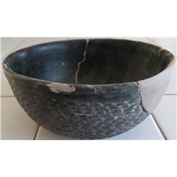 Anasazi Corrugated Bowl