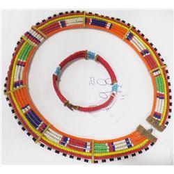 African Zulu Set