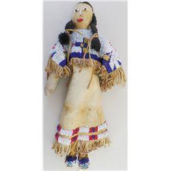 Beaded Plains Doll