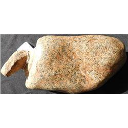 Authentic Stone Pre-Columbian Pepper