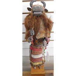 Zuni Buffalo Kachina