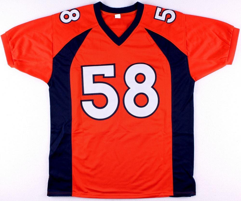 new concept 60b55 324eb Von Miller Signed Broncos Jersey (JSA COA)