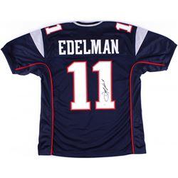 Julian Edelman Signed Patriots Jersey (JSA COA)