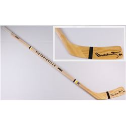 Bobby Orr Bruins Signed Victoriaville Pro Game Model Hockey Stick (Orr COA)