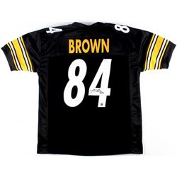 Antonio Brown Signed Steelers Jersey (TSE COA)