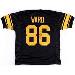 Hines Ward Signed Steelers Jersey (JSA COA & TSE COA)