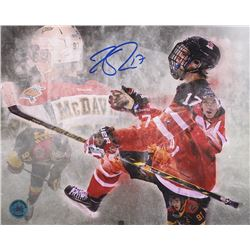 Connor McDavid Signed 8x10 Photo (A.J. Sports World & McDavid COA)