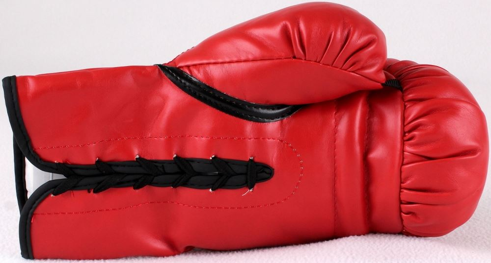 584c49d504a ... Image 2   Mike Tyson Signed Everlast Boxing Glove (JSA COA) ...