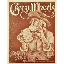 The Greezy Wheels Ken Featherston Poster