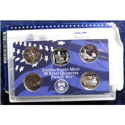 2003 S U.S. Statehood Quarters Proof Set. Original as issued.
