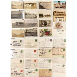 Baker Postcard Collection