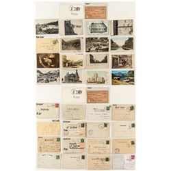 Basin City Postcard Collection