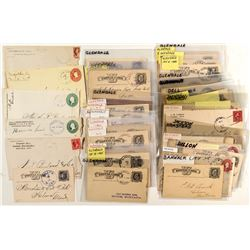 Beaverhead County Postal History Collection