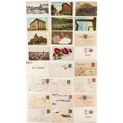 Belt Postcard Collection