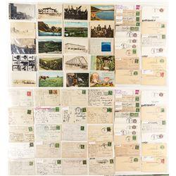 Big Horn County Postcards / Postal Cards