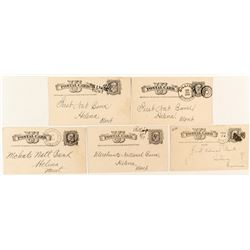 Billings, Yellowstone County, Territorial Collection - Nice Assortment