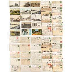 Blaine County Postcard Collection