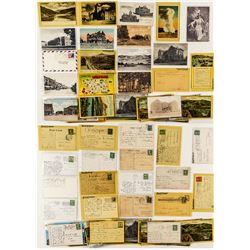 Bozeman Postcard Collection