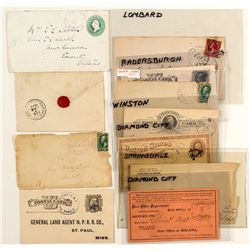 Broadwater County Postal History Collection