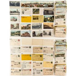 Butte Postcard Collection