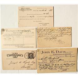 Butte City Postcards