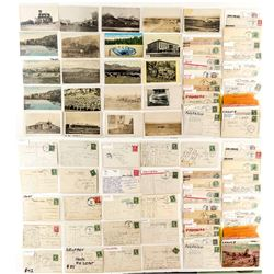 Carbon County Postcards / Postal Cards