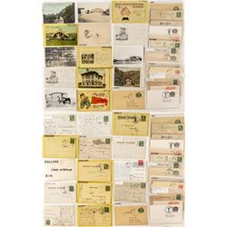 Carter County Postcards / Postal Cards