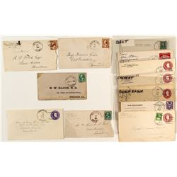 Cascade County Postal History Collection