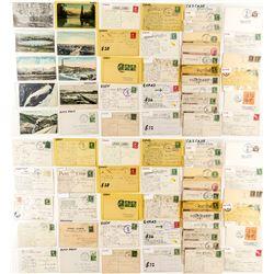 Cascade County Postcards / Postal Cards
