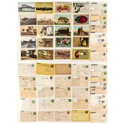 Custer County Postcard Collection