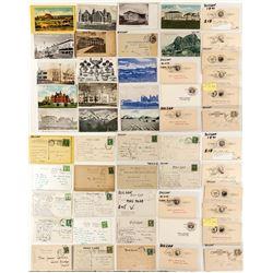 Dillon Postcard Collection