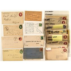 Fergus County Postal History Collection