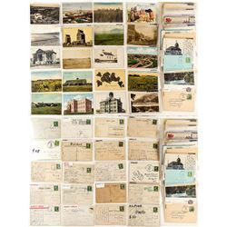 Fergus County Postcard Collection