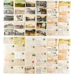 Gallatin County Postcard Collection