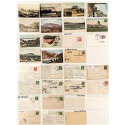 Garrison Postcard Collection