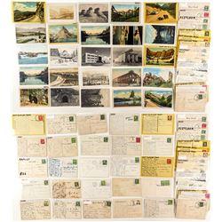 Glacier County Postcard Collection