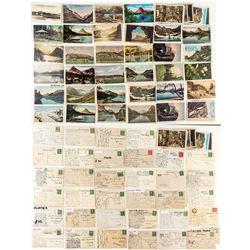 Glacier National Park Postcard Collection