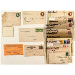 Granite County Postal History Collection