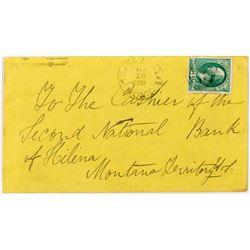Horse Plains Rare Postal History Cover