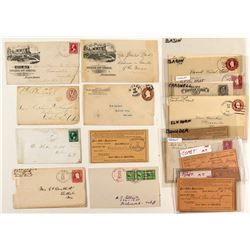 Jefferson County Postal History Collection